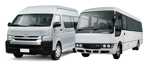 minibuses for hire with a driver