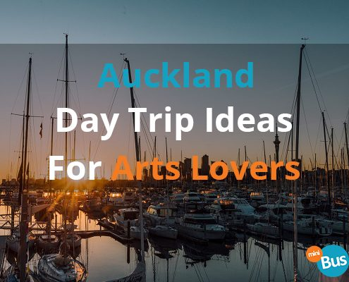 Auckland Day Trip Ideas For Arts Lovers