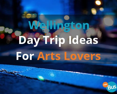 Wellington Day Trip Ideas For Arts Lovers