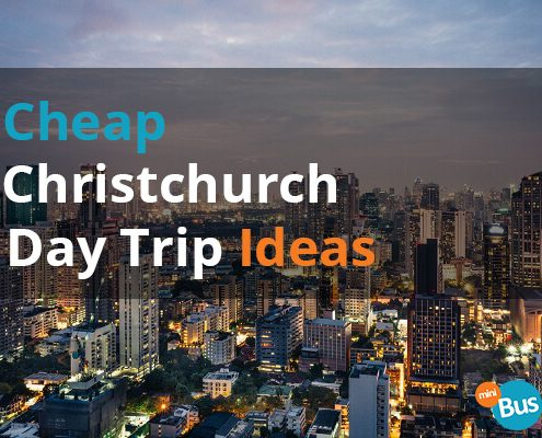 Cheap Christchurch Day Trip Ideas