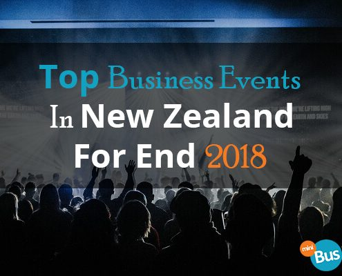 Top Business Events In New Zealand For End 2018