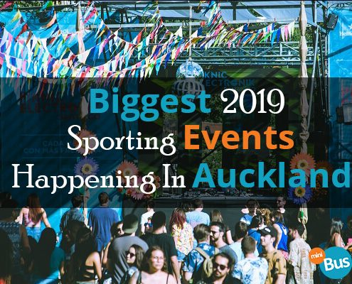 Biggest 2019 Sporting Events Happening In Auckland