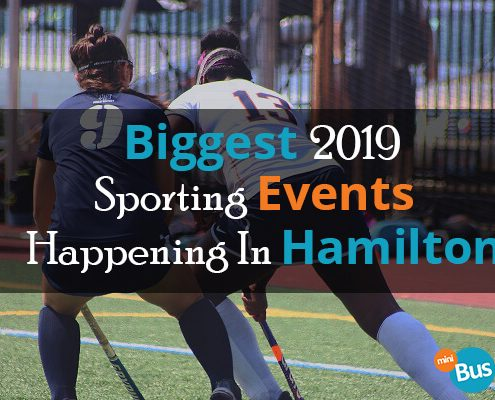 Biggest 2019 Sporting Events Happening In Hamilton