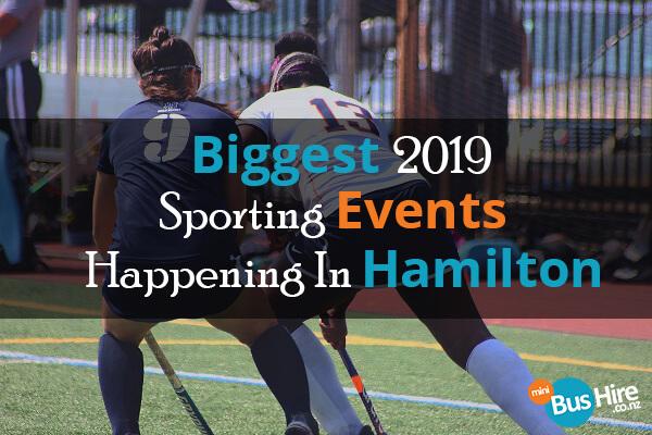 Biggest 2019 Sporting Events Happening In Hamilton
