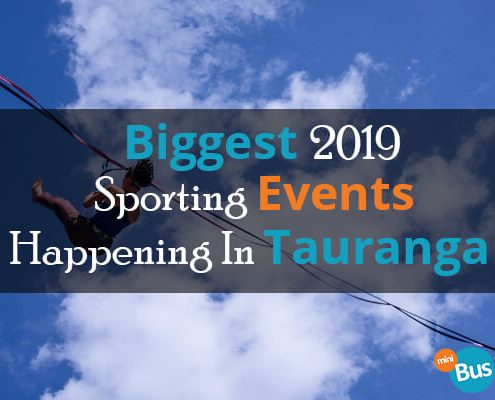 Biggest 2019 Sporting Events Happening In Tauranga