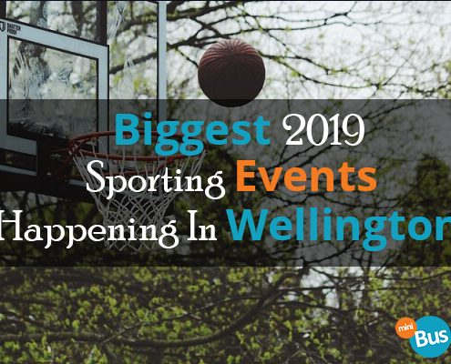 Biggest 2019 Sporting Events Happening In Wellington